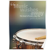 Dust Of Every Day Life Poster