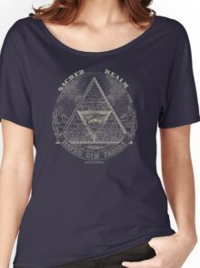 Sacred Realm Women's Relaxed Fit T-Shirt