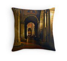 San Michele, Pavia , Italy Throw Pillow