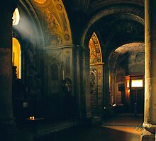 San Michele Maggiore, Pavia , Italy by Erwin G. Kotzab