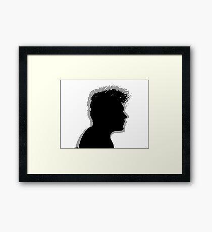 Dan Smith Framed Print