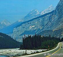 Canadian Rocky Road by Grace Anthony Zemsky