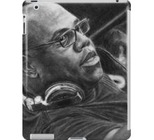 Carl Cox Pencil Drawing iPad Case/Skin