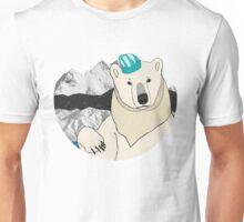 Somewhere on the North Pole Unisex T-Shirt