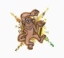 Dancing Monkey Unisex T-Shirt