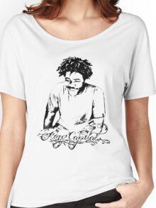Cap Steez Women's Relaxed Fit T-Shirt