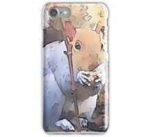 Squirrel Snacks iPhone Case/Skin