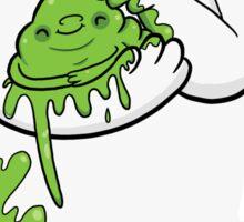 Slimey BABY! Sticker