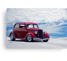 1935 Ford Tudor Sedan Canvas Print