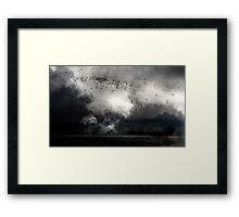 A Disturbance of Humours. Framed Print