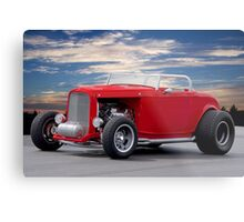 1932 Ford Roadster 'Wayward Child' Metal Print