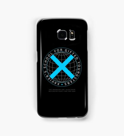 Xavier's School for Gifted Youngsters Samsung Galaxy Case/Skin