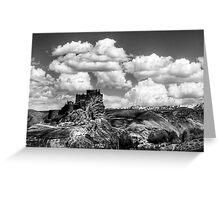 Hosap castle Greeting Card