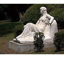 """Serenity"". Meridan Hill Park, Washington DC 2008 Photographic Print"