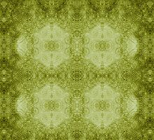 Pseudo Pompous Baroque- Mediterranean Olive Filigree Tribute by Pseudopompous68