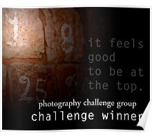 Photography Challenge Group Winner Banner Poster