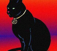 Salem, the Hellcat. by Kevin Goss