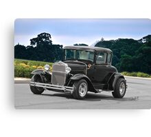 1932 Ford Model A Coupe  Canvas Print