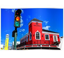 Nassau Town Poster