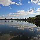 Lac Angkor by samuelcain