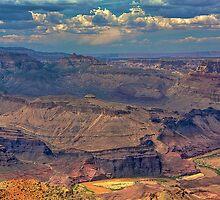 Colorado River by njordphoto