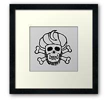 Dead Terrorist Framed Print