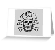 Dead Terrorist Greeting Card