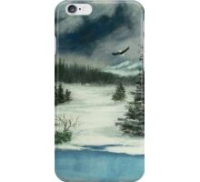 Fly for me iPhone Case/Skin