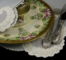 Dining on Memories of Better Days by ElyseFradkin