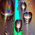 Spectrum Droplets by Kevin Cotterell