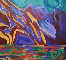 Morraine Lake by TaraBear