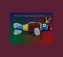 Eel Marty Christmas Unisex T-Shirt