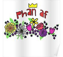 phan af dan and phil Poster
