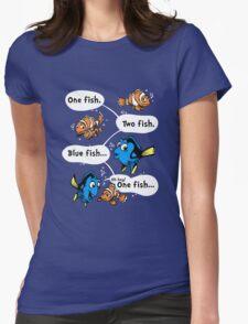 One Fish, Blue Fish T-Shirt