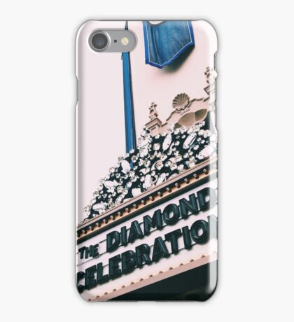 DCA's Buena Vista Street  iPhone Case/Skin