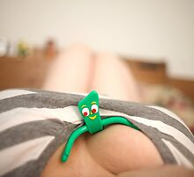 Gumby for the Squeeze by DéSha Metschke