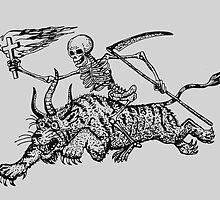 Devils Terror  by michaelwpg