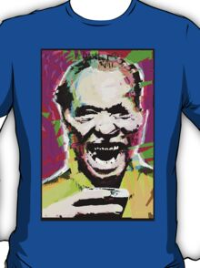 Charles Bukowski. The Wooden Butterfly. T-Shirt