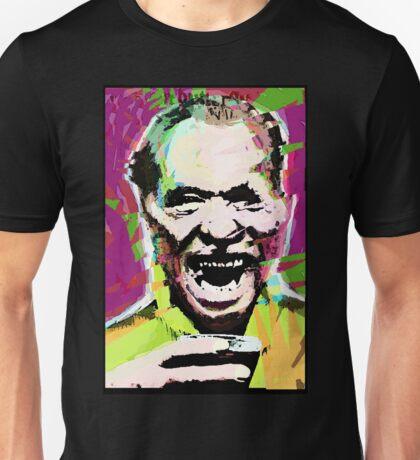Charles Bukowski. The Wooden Butterfly. Unisex T-Shirt