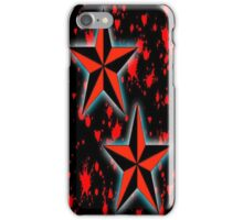 Vengeance Graphix Stars iPhone Case/Skin