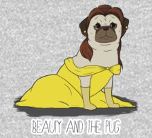 Beauty and the Pug Kids Clothes