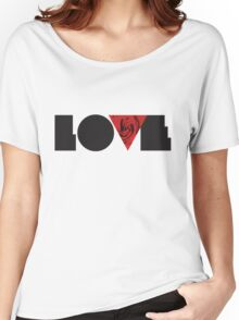 Big Love 2 - Bold typography Women's Relaxed Fit T-Shirt