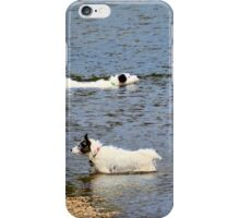 It's too cold for me iPhone Case/Skin