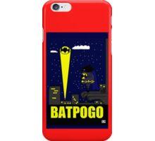 Bat Pogo iPhone Case/Skin