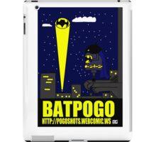 Bat Pogo iPad Case/Skin
