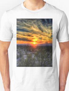 Texas Sunset Unisex T-Shirt