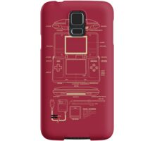DS Samsung Galaxy Case/Skin
