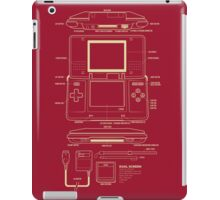 DS iPad Case/Skin