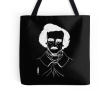 Portrait of American Author and Poet Edgar Allan Poe Tote Bag