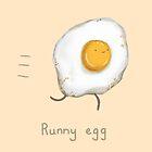 Runny Egg by Katie Corrigan